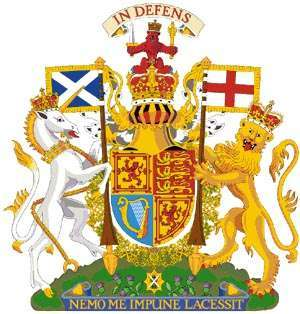 The Scottish Royal Coat of Arms