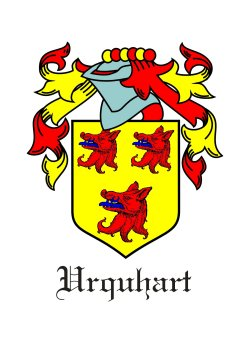 Urquhart Coat of Arms